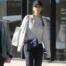 Jessica Alba After Workout in Beverly Hills (Jan 2017)