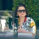 Jessie J – Lunch at Crossroads Kitchen in West Hollywood - 454 x 362