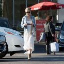 Kate Hudson in Long Dress at the Electric Lodge in Venice - 454 x 407