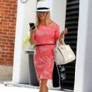 Reese Witherspoon is all smiles while leaving her office in Beverly Hills, California on July 12, 2016 - 411 x 600