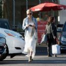 Kate Hudson in Long Dress at the Electric Lodge in Venice - 454 x 436