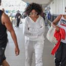 Solange Knowles – Out in Los Angeles
