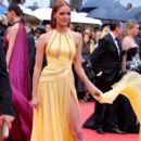 Maeva Coucke –  'Les Plus Belles Annees D'Une Vie' Red Carpet - The 72nd Annual Cannes Film Festival - 400 x 600