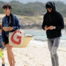 Cristiano Ronaldo treats girlfriend Georgina Rodriguez and son Cristiano Jr to a weekend in Ibiza as injury rules him out of Real Madrid's latest win - 454 x 536