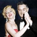 Marilyn Monroe and Charles Feldman