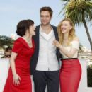 Robert Pattinson at a photocall for the film Cosmopolis at the 65th Cannes International Film Festival
