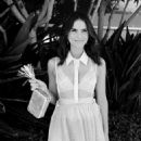 Actor Shelley Hennig from