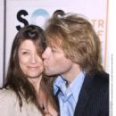 Jon and Dorothea Bon Jovi - 454 x 638
