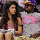 Lil' Wayne and Dhea Sodano