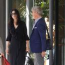 Monica Bellucci – Leaves the Hotel Principe di Savoia in Milan