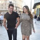 Kelly Brook – Cineworld Leicester Square Relaunch Party in London