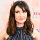 Carice Van Houten At The 2015 iHeartRadio Music Awards On NBC - Arrivals - 399 x 600