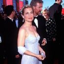 James Cameron and Linda Hamilton - The 70th Annual Academy Awards - Arrivals (1998)