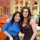 Rachael Ray and Brooke Shields in