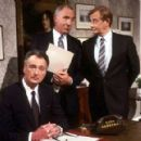 Paul Eddington as James Hacker in Yes, Minister and Yes, Prime Minister - 454 x 291