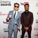 Casey Neistat & King Bach - 2016 Streamy Awards