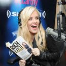 Jenny McCarthy Siriusxm Studios In Nyc