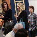 Luciana Gimenez, Marina Mantega and Lucas Jagger - 454 x 347