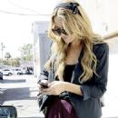 Lauren Conrad - Hollywood Candids, 19.09.2008.