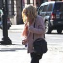 "Dakota Fanning is a ""Very Good Girl"" in NYC"