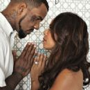 The Game and Tiffany Cambridge - 454 x 454