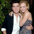 Britt Robertson and Logan Henderson