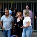 Elisabeth Moss – 'The Handmaid's Tale' TV Show Finale in Los Angeles - 454 x 682