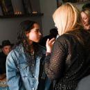 Zoe Kravitz – Bruna Papandrea's Made Up Stories Launch in New York - 454 x 568