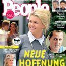 Corinna Schumacher, Michael Schumacher - People Magazine Cover [Germany] (5 November 2015)