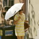 Famke Janssen - In West Village - August 2 2008