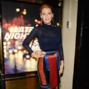 Blake Lively Late Night With Seth Meyers In Nyc