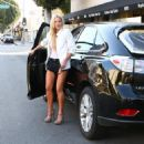 Sophie Monk Out In Beverly Hills, April 19 2010