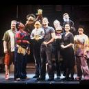 Avenue Q Original 2003 Broadway Cast. Music and Lyrics By Jeff Marx Robert Lopez - 454 x 340