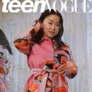 Lana Condor - Teen Vogue Magazine Cover [United States] (January 2020)