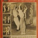Fred Astaire - Images du Monde Magazine Pictorial [France] (15 April 1947)