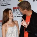 Doug Savant and Laura Leighton - 454 x 579