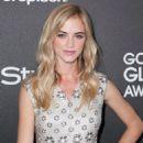 Emily Wickersham – HFPA 2014 Golden Globe Awards Season Celebration in Los Angeles