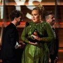 Adele At The 59th Annual Grammy Awards (2017) - 400 x 600