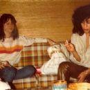Lori Maddox & friend