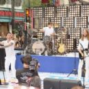 "Maroon 5 Performs On NBC's ""Today"""