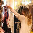 Ashley Tisdale Shops in Studio City