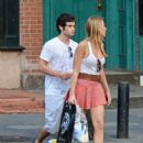 Blake Lively - Out & About In The West Village, 18. 7. 2009.