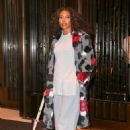 Gabrielle Union – Heading to dinner in NYC