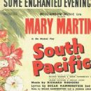 South Pacific 1949 Original Broadway Production - 454 x 608