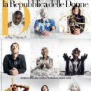 Youssou N'Dour, Michael Stipe, Alanis Morissette, Chris Martin, Jamelia, Thom Yorke, Colin Firth, Antonio Banderas, Minnie Driver - D magazine Magazine Cover [Italy] (29 January 2005)