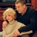 Robert De Niro and Blythe Danner