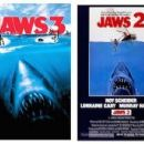 Jaws 1975 Motion Picture Thriller Starring Robert Shaw - 454 x 171