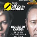 House of Cards - El Clavo Magazine Cover [Colombia] (March 2016)