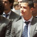 Cristiano Ronaldo's Copa del Rey Celebration