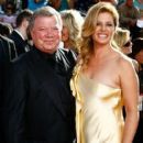 Elizabeth Anderson Martin and William Shatner